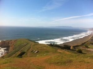 Pacifica Hike at Ocean 03232013